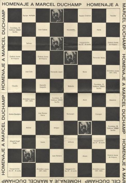 Homenaje a Marcel Duchamp 197. Aizpuru.