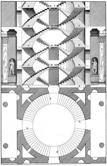 """""""Los Cuatro Libros"""" Palladio, 1570"""