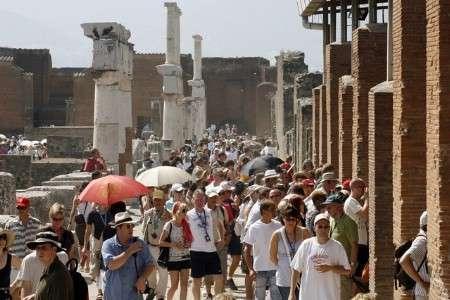 Pompeya walking dead