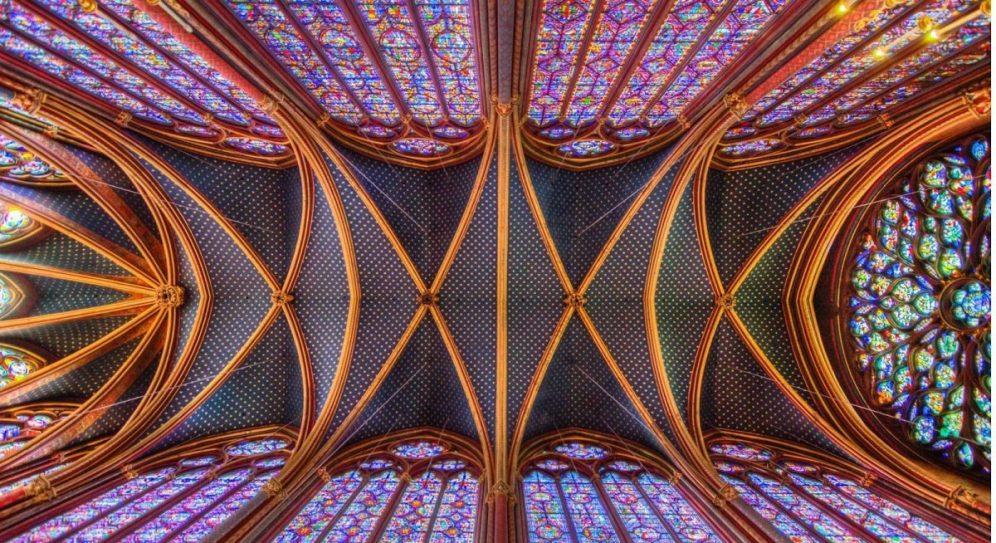 Sainte Chapelle @La Cámara del arte