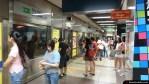 El metro en Singapur II