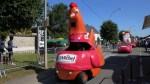 La gallina gigante de St. Michel (¡que ricas las madalenas!)