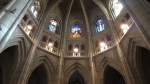 La catedral de Vitoria por dentro