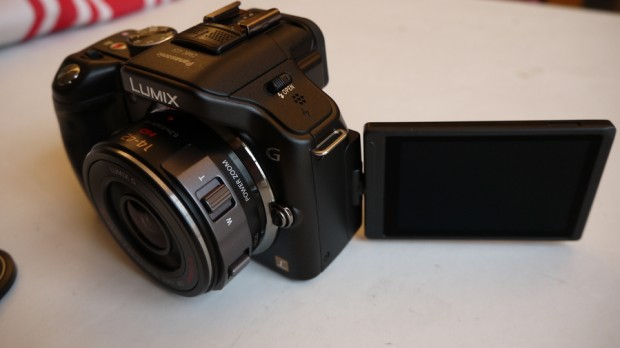 Panasonic Lumix G5x