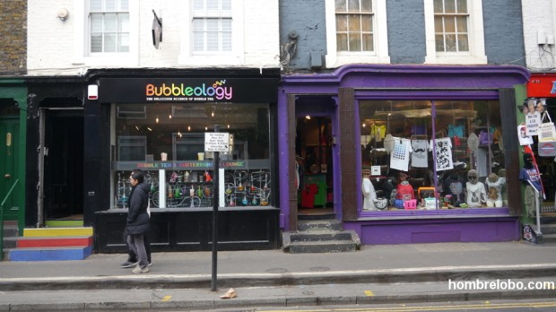 Tiendas de accesorios y gadgets en Londres