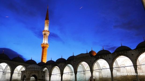 La Mezquita Azul, Estambul II
