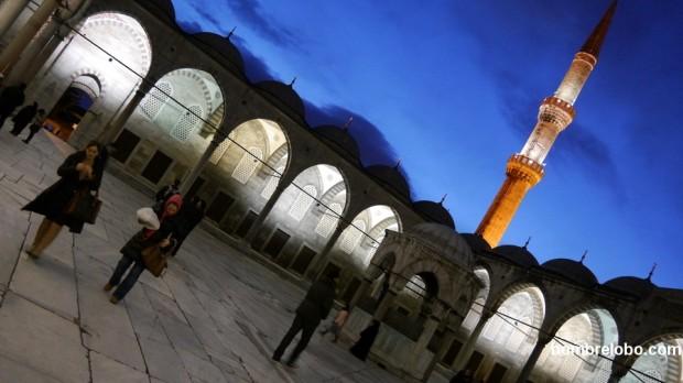 La Mezquita Azul, Estambul III