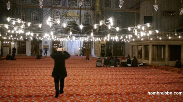 La Mezquita Azul, Estambul V