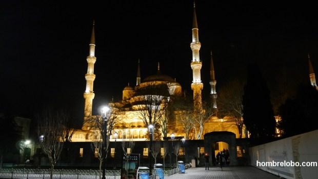 La Mezquita Azul, Estambul VIII