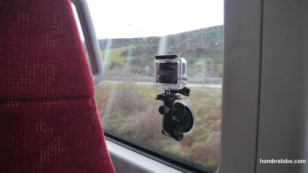 GoPro time-lapse