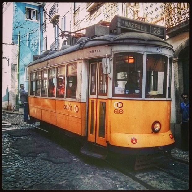 Tranvía 28, Lisboa