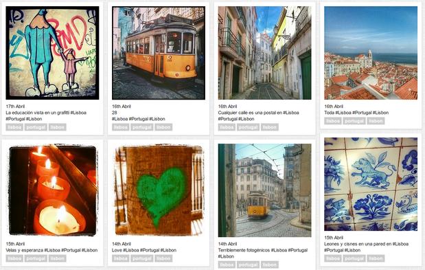 Postales de Lisboa
