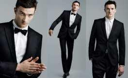 Lookbook Zara Man Evening