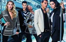 Balmain x H&M campaña (3)