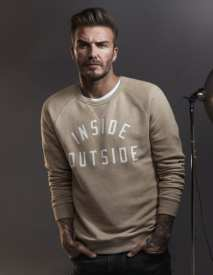 David Beckham y Kevin Hart, Moden Essential H&M (4)