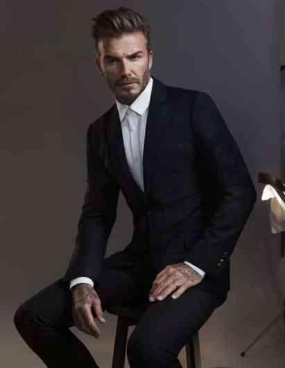 David Beckham y Kevin Hart, Moden Essential H&M (9)