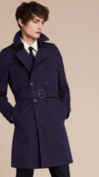 Mr-Burberry-Collection-2016-Chelsea-Cotton-Gabardine-Trench-Coat-Navy-800x1422