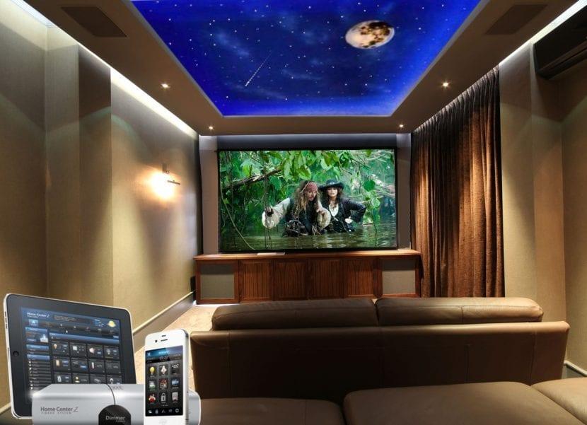 El cine en casa una de las mejores opciones tecnolgicas