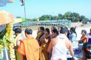 Sri-Kshetra-Hombuja-Kundadri-Jain-Temple-Dhamasamprokshane-0023