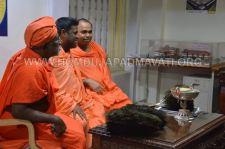 Kanakagiri & Arihantagiri Bhattarakha Swamiji's Visit to Hombuja