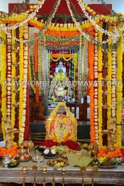 Hombuja-Jain-Math-Humcha-Navarathri-Dasara-Celebrations-Pooja-Day-02-0003