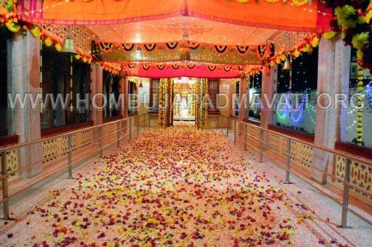 Hombuja-Jain-Math-Humcha-Navarathri-Dasara-Celebrations-Pooja-Day-02-0019