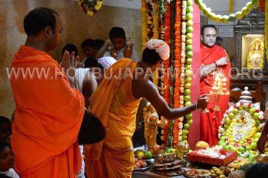 Hombuja-Jain-Math-Humcha-Navarathri-Dasara-Celebrations-Pooja-Day-03-0013