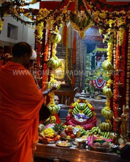 Hombuja-Jain-Math-Humcha-Navarathri-Dasara-Celebrations-Pooja-Day-04-0015