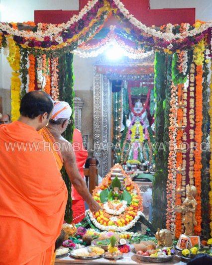Hombuja-Jain-Math-Humcha-Navarathri-Dasara-Celebrations-Pooja-Day-05-0013