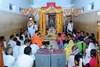 Hombuja-Jain-Math-Humcha-Navarathri-Dasara-Celebrations-Pooja-Day-07-0018