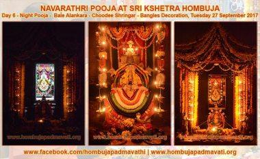 Hombuja_2017_Navaratri_Pooja_Day_06-Night