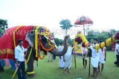 Hombuja-Jain-Math-Humcha-Navarathri-Dasara-Celebrations-Pooja-Day-10-Banni-Mantapa-0015