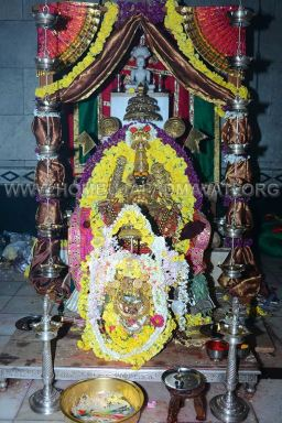 Hombuja-Jain-Math-Humcha-Navarathri-Dasara-Celebrations-Pooja-Day-10-Vijayadashami-0008