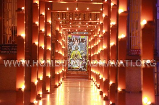Hombuja-Humcha-Parshwanath-Padmavati-Temple-Deepotsava-0022