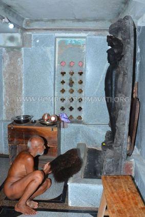 Hombuja-Humcha-Devasena-Maharaj-Jain-Muni-Sangh-Visit-0007