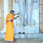Humcha-Hombuja-Jain-Math-Rathotsava-Day-05-Guddada-Basadi-Parshwanath-Tirthankar-Abhisheka-0006