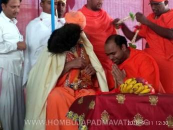 Hombuja-Humcha-Jain-Math-Deevendrakeerthi-Swamiji-Shravanabelagola-Felicitation-Dharmaratnakara-Mahamastakabhisheka-0001