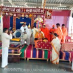 Hombuja-Humcha-Jain-Math-Deevendrakeerthi-Swamiji-Shravanabelagola-Felicitation-Dharmaratnakara-Mahamastakabhisheka-0003