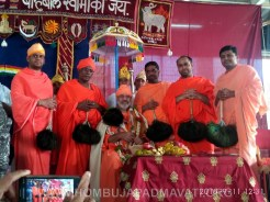 Hombuja-Humcha-Jain-Math-Deevendrakeerthi-Swamiji-Shravanabelagola-Felicitation-Dharmaratnakara-Mahamastakabhisheka-0005