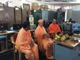 Jain-Muni-Acharya-Sri-Vardhamansagarji-Maharaj-Invited-to-Humcha-Hombuja-by-Deevendrakeerthi-Swamiji-0003