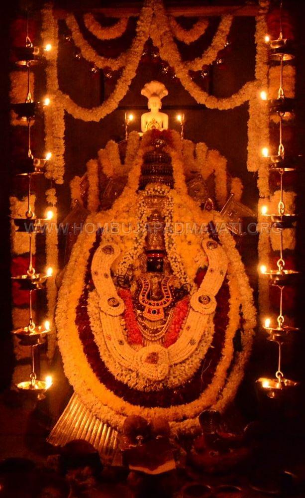 Navaratri-Dasara-Hombuja-Humcha-Jain-Math-2018-Day-01-0021