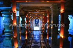 Hombuja-Humcha-Jain-Math-Parshwanath-Padmavati-Laksha-Deepotsava-2018-Day-03-0007