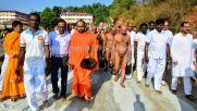 Acharya-Shanthisagar-Maharaj-Diksha-Shatamanotsava-Procession-Function-Aradhane-Humcha-Hombuja-Jain-Math-0003