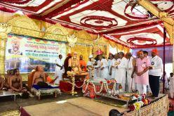 Acharya-Shanthisagar-Maharaj-Diksha-Shatamanotsava-Procession-Function-Aradhane-Humcha-Hombuja-Jain-Math-0009