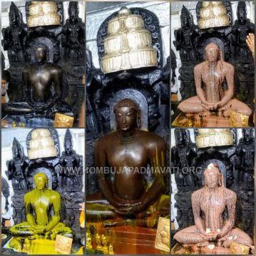 Acharya-Vardhamansagarji-Maharaj-Hombuja-Jain-Temples-Darshan-0002