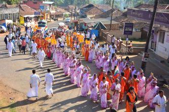 Acharya-Vardhamansagarji-Maharaj-Muni-Sangh-Hombuja-Jain-Math-Mangala-Pravesha-0017