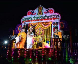 Hombuja-Humcha-Jain-Math-2019-Rathotsava-Simhavahanotsava-0007