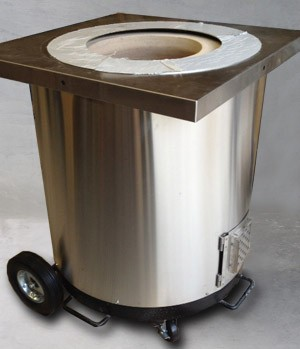 Stainless Steel Professional Catering Tandoor