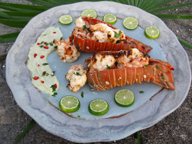 lobster-tandoori
