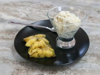tandoor made Indian desserts - Tandoori Ananas